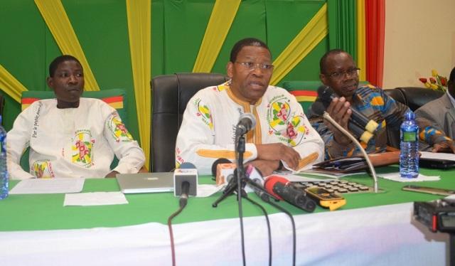 Vie politique nationale: L'Alternance patriotique panafricaine (APP/Burkindi) a effectué sa première rentrée politique