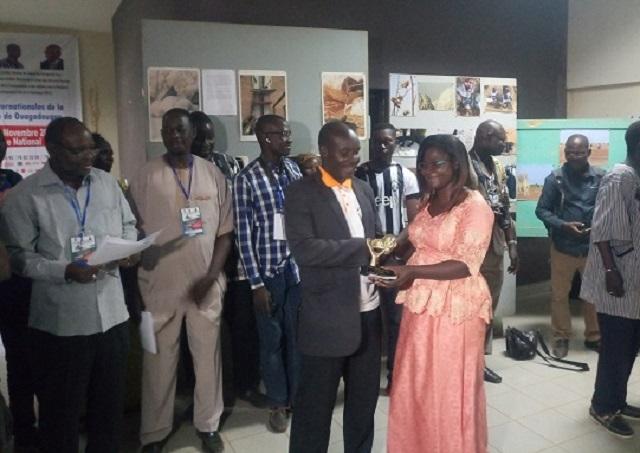 Rencontres internationales de la photographie de Ouagadougou: Mahamoudou Naon sacré meilleur photographe