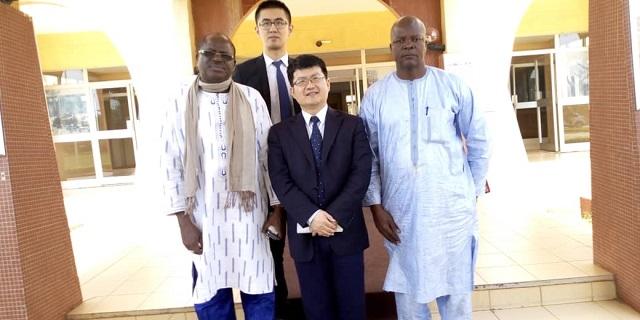 Relations sino-burkinabè: Les deux pays veulent renforcer la coopération parlementaire