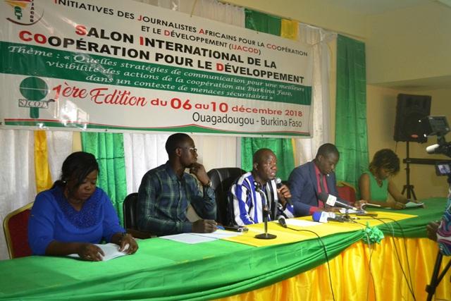 Coopération pour le développement: «Le Burkina est toujours une bonne destination pour les affaires», assure Jean-Victor Ouédraogo (SICOD)