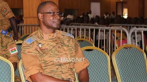 Général Gilbert Diendéré: «Quand un homme n'est pas d'accord, il dit NON»
