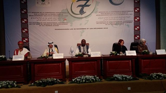 7e conférence ministérielle de l'OCI: Les ministres à la tâche!