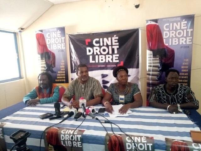 14e édition de Ciné droit libre: Une simulation du procès de l'assassinat de Norbert Zongo au programme