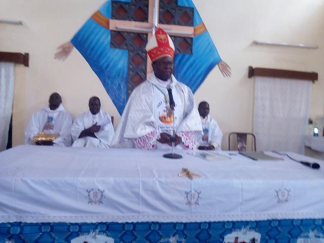 Commune de Yaba: La chapelle a célébré son jubilé de diamant