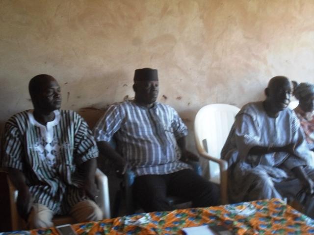 Crise au conseil municipal de Gourcy: «Nous serons désormais obligés de nous défendre contre nos agresseurs» (Responsable provincial des jeunes du MPP)