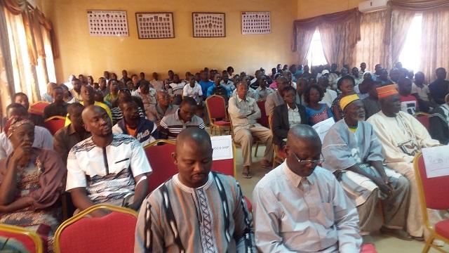 Indemnisation des personnes déplacées du site de l'Université Ouaga II: Le processus avance
