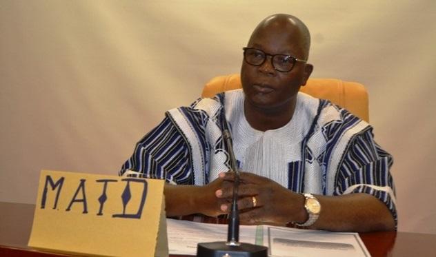 Administration territoriale: Le Burkina valide son rapport d'études sur le cadre légal de la gestion des frontières