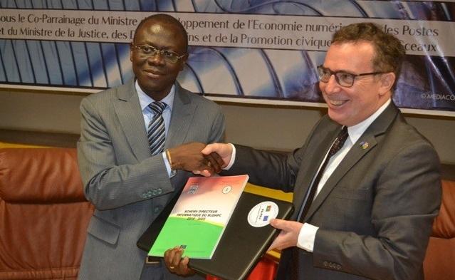 Ministère de la Justice: Environ 9 milliards de F CFA pour l'informatisation des procédures judiciaires