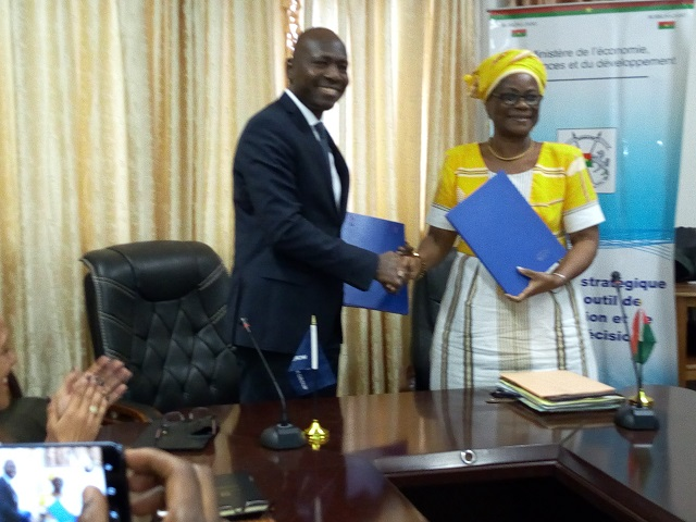 Projet d'urgence pour les dépenses récurrentes (PUFDR): La Banque mondiale apporte plus de 57 milliards de francs CFA au Burkina