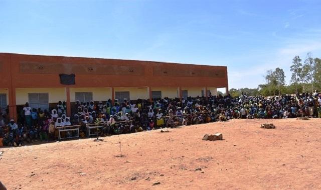Appui en infrastructures scolaires: L'association «Le Grain» au chevet du monde éducatif de Somiaga