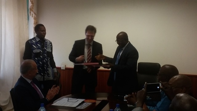 Coopération Burkina-Allemagne: 11,4 milliards de F CFA pour appuyer le secteur de l'eau et de l'assainissement