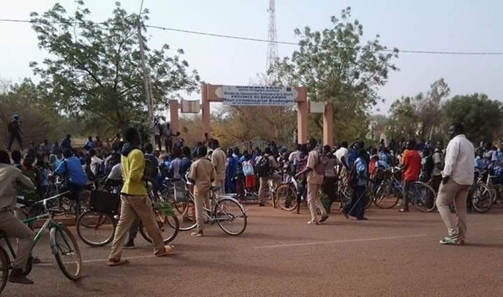 18e anniversaire de l'assassinat de Flavien Nébié: La Coalition nationale des élèves et étudiants du Faso lance un mot d'ordre de grève de 48h