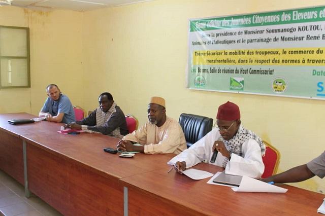 Investissements pastoraux dans les Balés: Dialoguer pour réussir