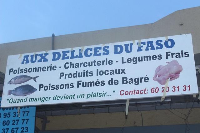 Agro-alimentaire: Aux délices du Faso, l'adresse qu'il vous faut