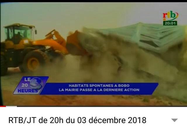 Burkina: foncier urbain,  déguerpissement inhumain ou soupirs au bout de la vie