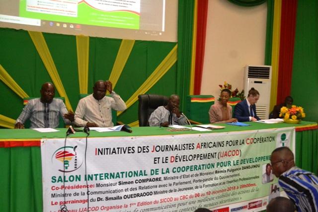 Salon international de la coopération pour le développement (SICOD): Une première édition placée sous le signe de la lutte contre le terrorisme