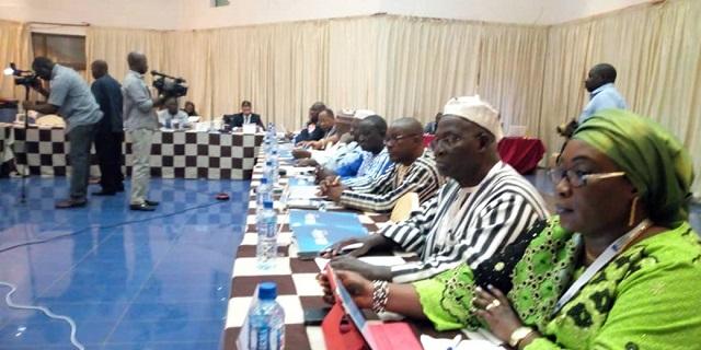 Sécurité transsaharienne: Les parlements du G5 Sahel renforcent leur coopération