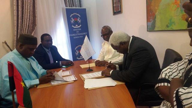 Collectivités locales: Bientôt une académie de formation pour les cadres, à Ouagadougou