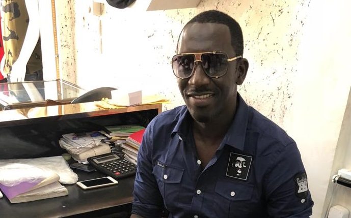 Mode: «Mon souhait est de voir un jour les étalons porter Burkindi comme maillot officiel», Gilbert Tiendrébeogo