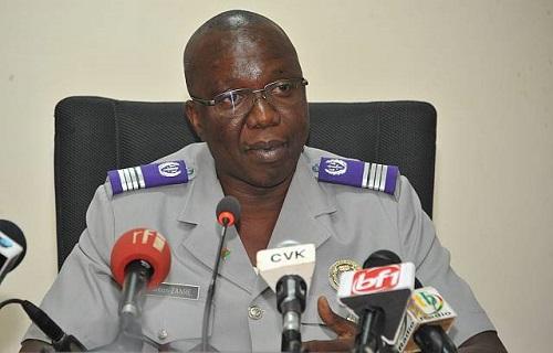 Procès du coup d'Etat: «Je ne tape jamais en dessous de la ceinture», lance  le commandant Alioune Zanré à Me Jean Yaovi Dégli