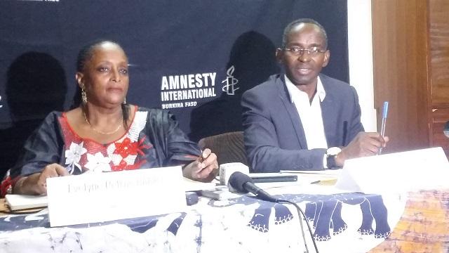Droits humains au Burkina: Le regard de la directrice Afrique de l'Ouest et du Centre d'Amnesty international
