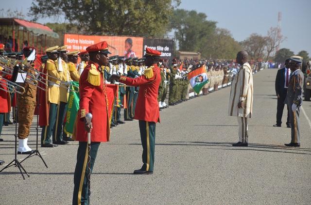 58è anniversaire de l'indépendance: Le Burkina a revisité son histoire à Manga