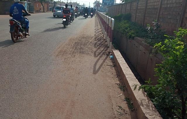 Chronique de l'ingénieur: «C'est dur d'être piéton à Ouaga»