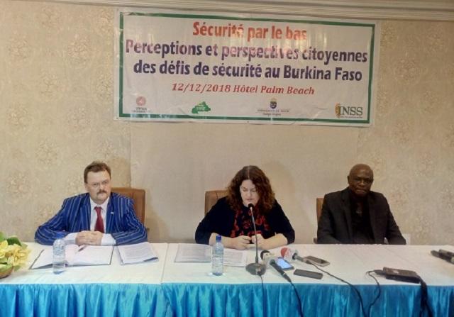Etude sur l'insécurité au Burkina: Des citoyens accusent l'ancien régime