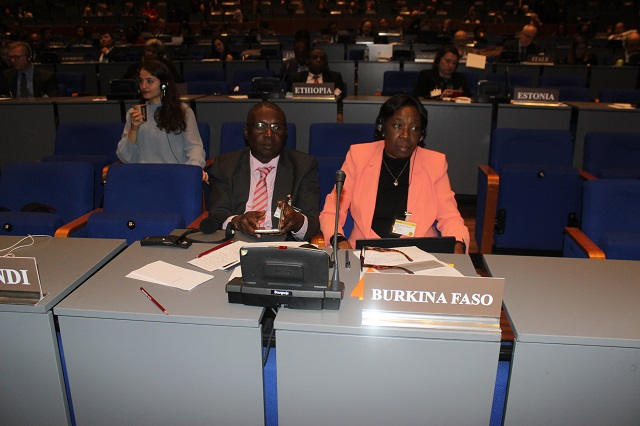 Interdiction des armes chimiques: Le Burkina veut créer un centre de compétence