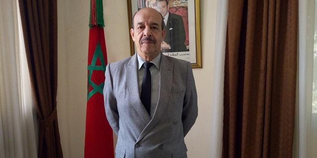 Coopération: «Le Burkina et le Maroc se sont accordés à supprimer la formalité du visa à leurs ressortissants respectifs» (Farhat Bouazza, ambassadeur du Maroc)