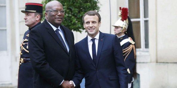 Coopération franco-burkinabè: Le président du Faso en visite officielle à Paris