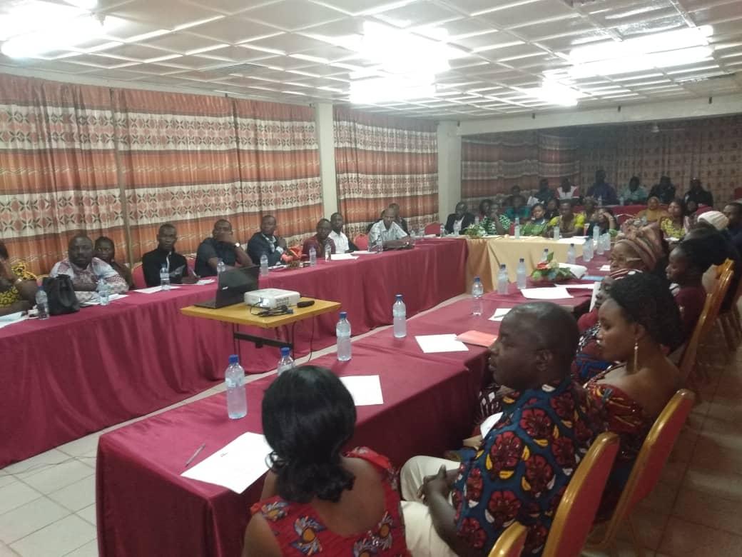 Bobo-Dioulasso: Des jeunes outillés sur l'analyse des politiques publiques et la stratégie de plaidoyer
