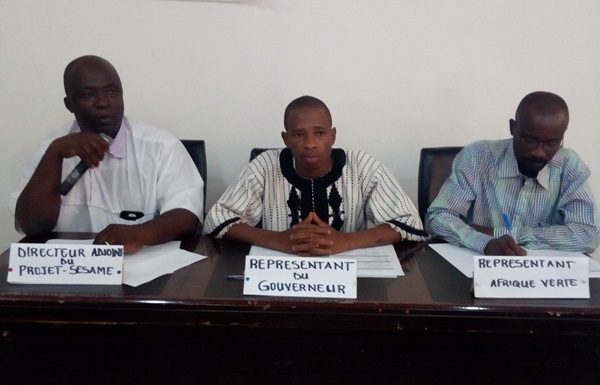 Commercialisation du sésame au Burkina Faso: Producteurs et acheteurs se concertent à Bobo-Dioulasso