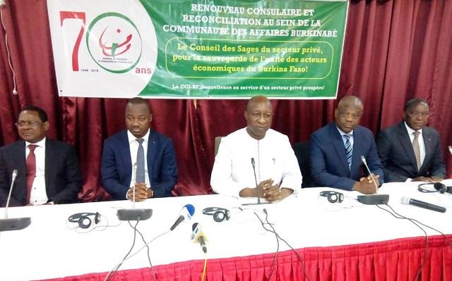 Chambre consulaire: Un Conseil des sages pour prévenir les bisbilles entre gens d'affaires