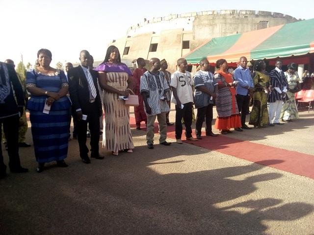 Ministère de la Culture: Des agents reçoivent des distinctions honorifiques