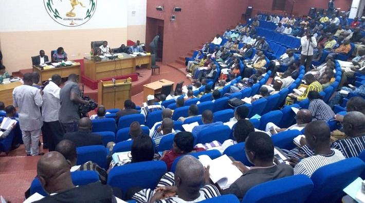 Burkina Faso: Les députés examinent le projet de loi de finances exercice 2019