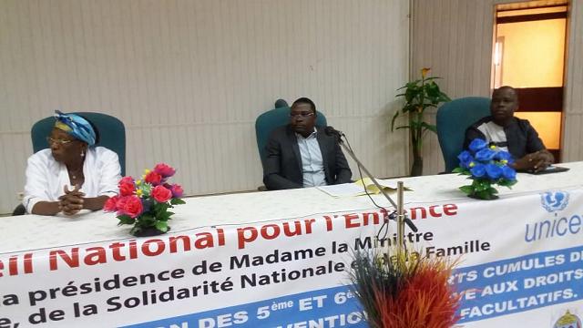 Convention relative aux droits de l'enfant: Le Burkina Faso prépare ses 5e et 6e rapports
