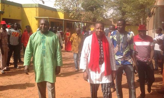 Rapprochement politique: L'UPC reçoit la visite du FPR