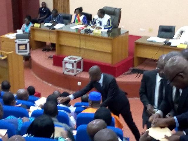 Assemblée nationale: Le nouveau bureau compte six vice-présidents et dix secrétaires parlementaires