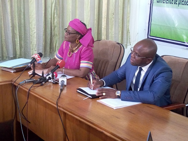 Conférence de presse du gouvernement: Budget 2019, un «budget orienté  pauvre», selon le ministre de l'Economie