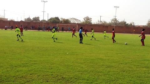 Championnat foot féminin: Etincelles s'impose devant l'USFA