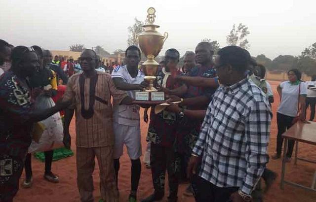 Coupe du maire de l'arrondissement N°2 de Bobo: Le secteur N°11 sacré champion de la 2e édition