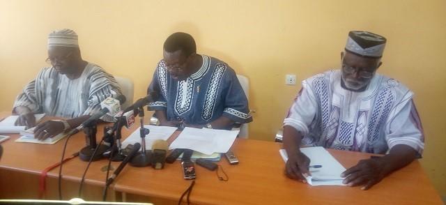 Loi de finances 2019: «L'augmentation du taux des impôts existants est un matraquage fiscal», dixit Alphonse Nombré du CDP