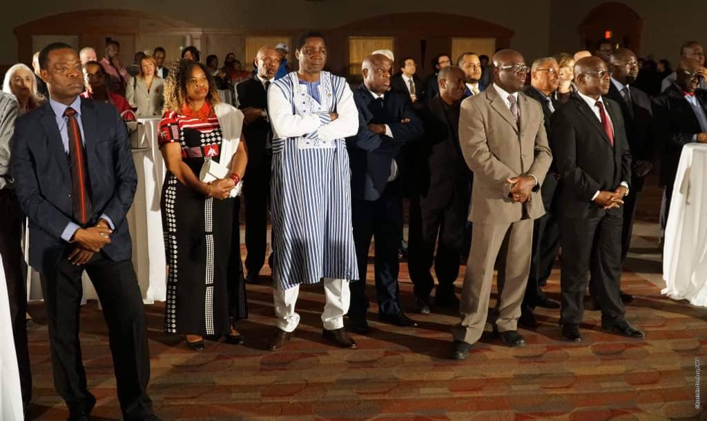 Célébration du  11 décembre: L'Ambassadeur BOUDO remercie le Canada pour son soutien au Burkina Faso et invite les compatriotes à l'union