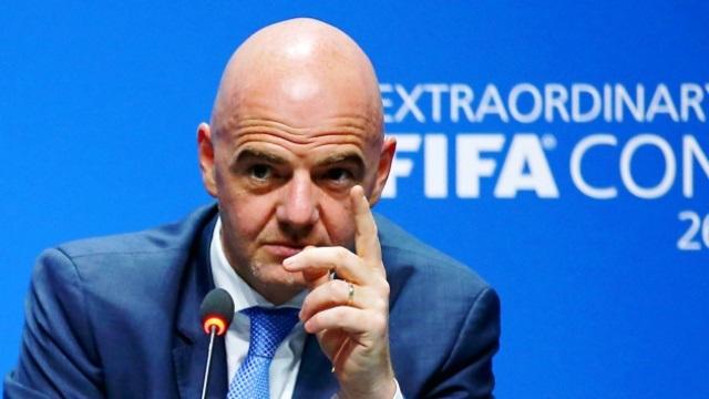 Football: Le président de la FIFA au Burkina le 10 janvier prochain
