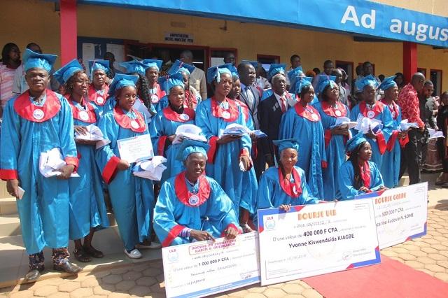 Université libre du Burkina: L'excellence célébrée dans toute sa splendeur