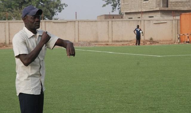 Championnat D1: «Nous avons l'occasion de nous mesurer à une équipe qui joue la campagne africaine», Mousso Ouédraogo, entraineur de l'AS Sonabel