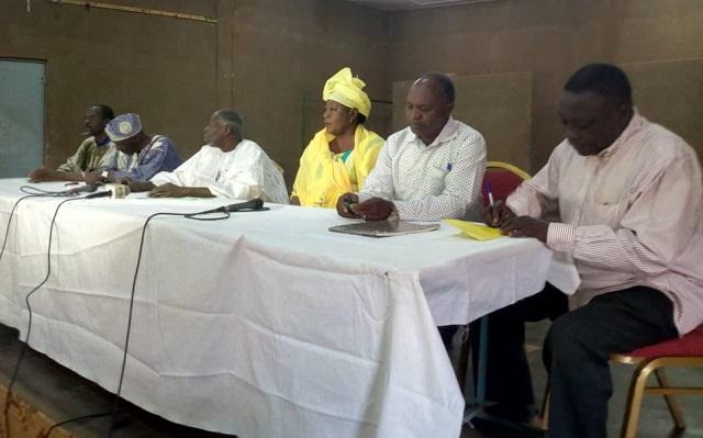 Situation nationale: «Les partis politiques de notre pays ne sont que des comités électoraux qui ont complètement failli…», Soumane Touré du PITJ