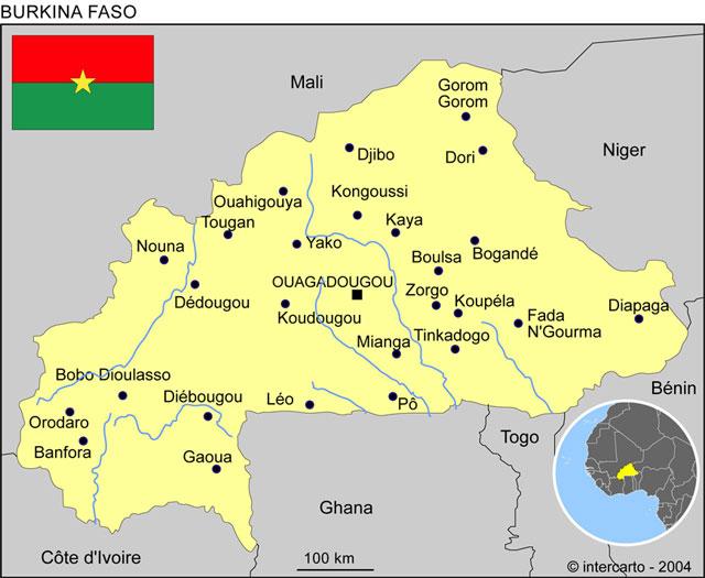 Tribune: Les défis du Burkina Faso en 2019