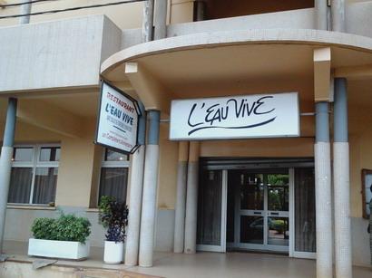 Spécial réveillon de la Saint-Sylvestre au restaurant L'Eau vive de Ouagadougou